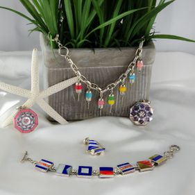 Cape Cod, Nautical, & Fashion Jewelry Gallery-5